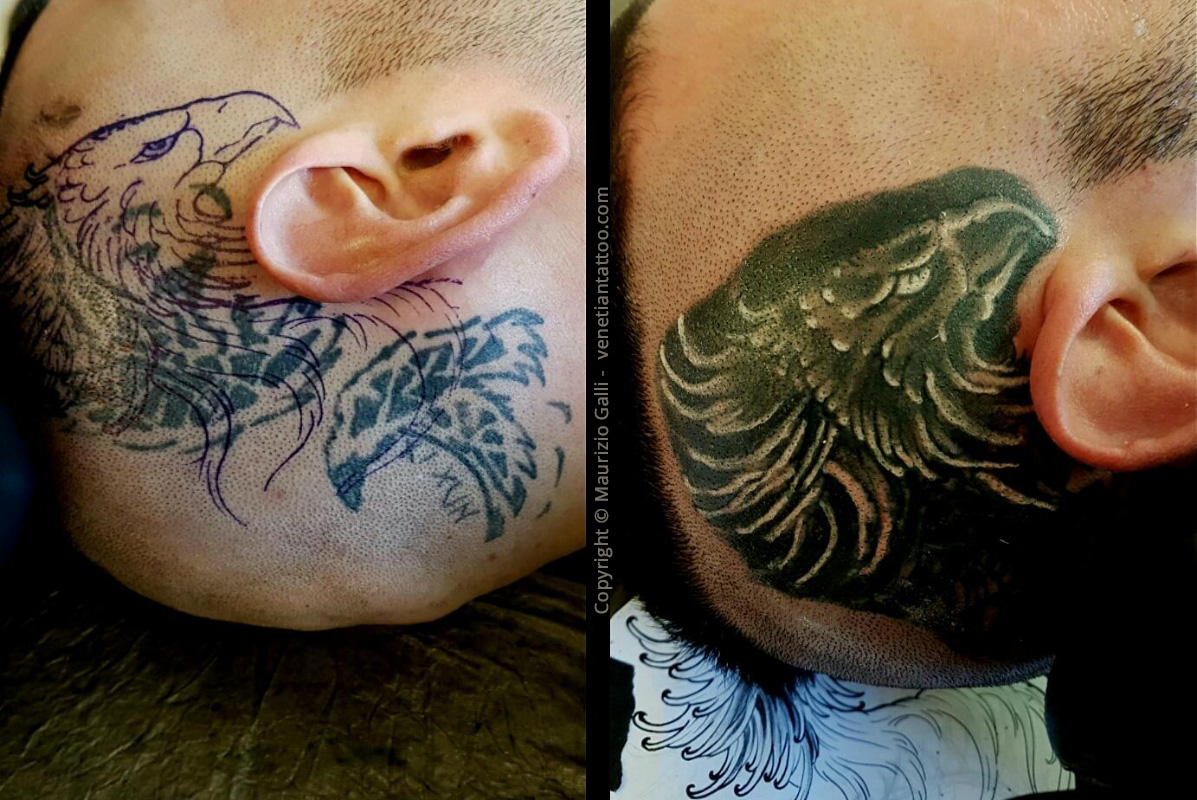 Tatuaggio cover up 16